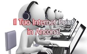 Il tuo internet point in Ancona, in un ambiente pulito e gradevole!