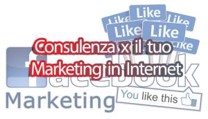 Consulenza per il tuo mareting su Facebook e Google