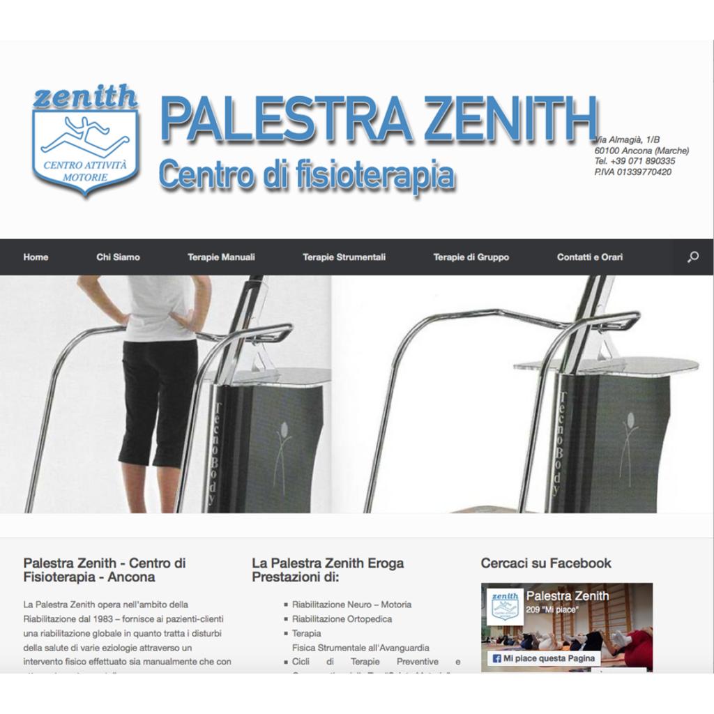 Palestra Zenith Ancona